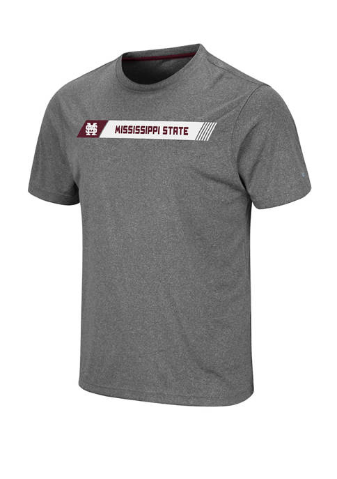 NCAA Mississippi State Bulldogs Manager Short Sleeve T-Shirt