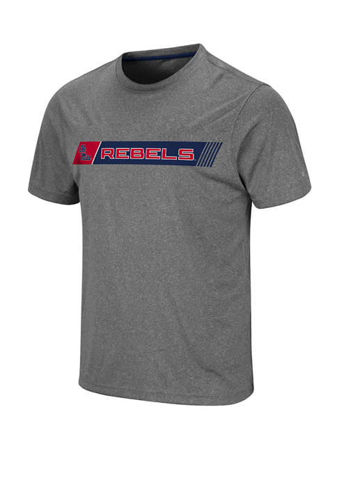 NCAA Ole Miss Rebels Manager Short Sleeve T-Shirt