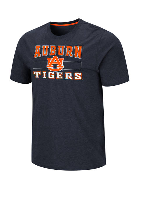 Colosseum Athletics Mens NCAA Auburn Tigers Swanson Short