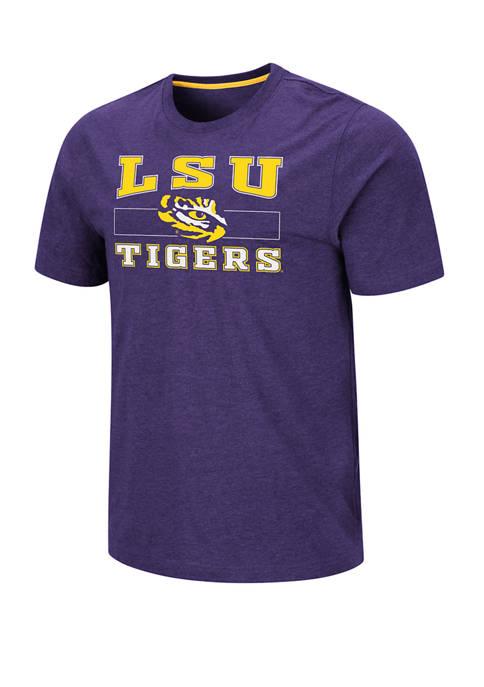 Colosseum Athletics Mens NCAA Louisiana State University Tigers