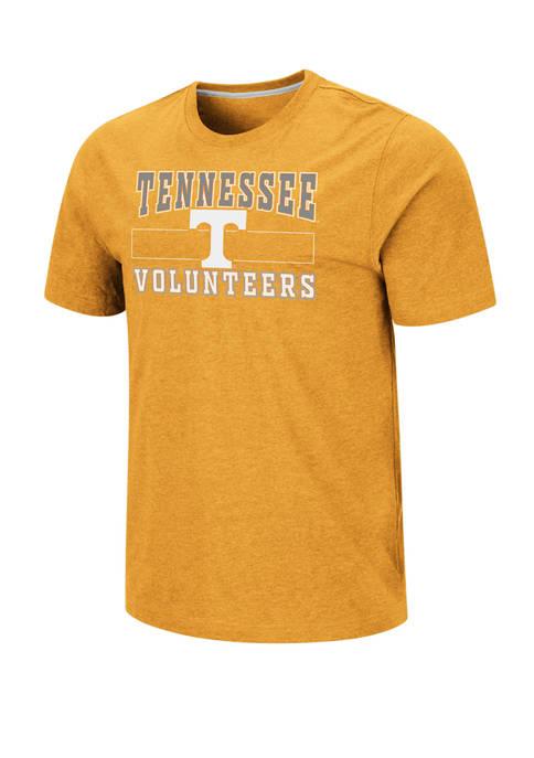 Mens NCAA University of Tennessee Volunteers Swanson Short Sleeve Graphic T-Shirt
