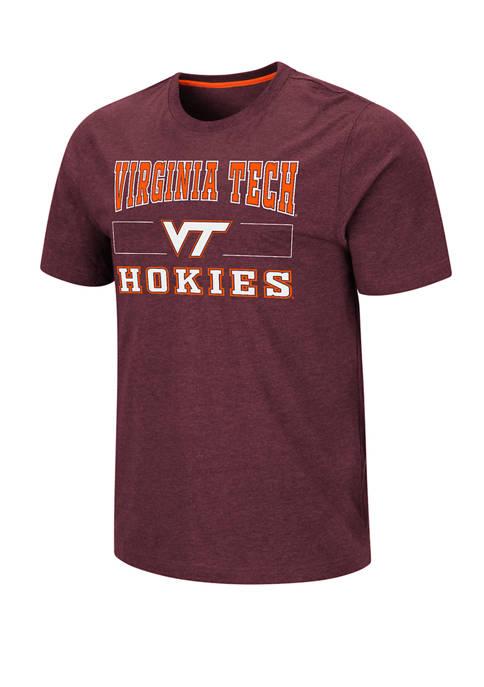 Colosseum Athletics Mens NCAA Virginia Tech Hokies Swanson