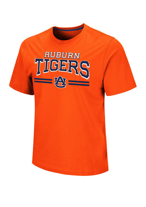 Mens NCAA Auburn Tigers Haverford Graphic T-Shirt