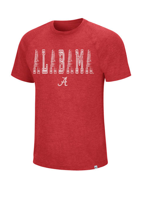 Colosseum Athletics Mens NCAA Alabama Crimson Tide Perd