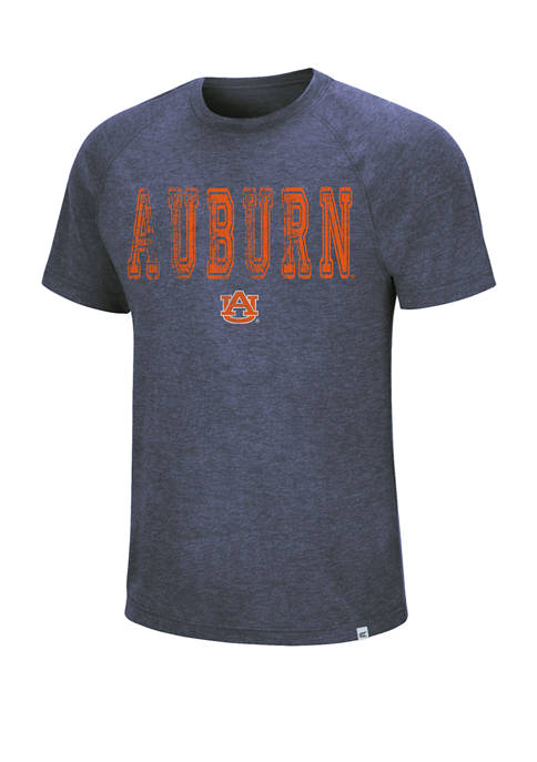 Mens NCAA Auburn Tigers Perd Short Sleeve T-Shirt