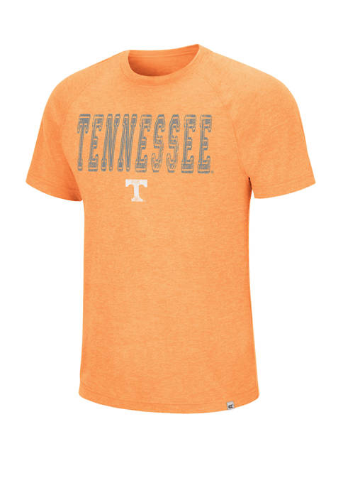 Colosseum Athletics NCAA Mens Tennessee Volunteers Short Sleeve