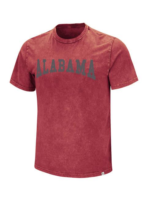 Colosseum Athletics Mens NCAA Alabama Crimson Tide Regret