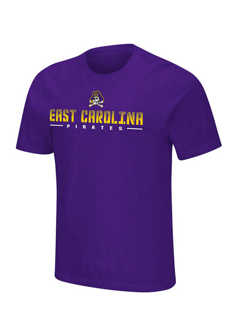 Colosseum Athletics NCAA East Carolina Pirates Bueller Short