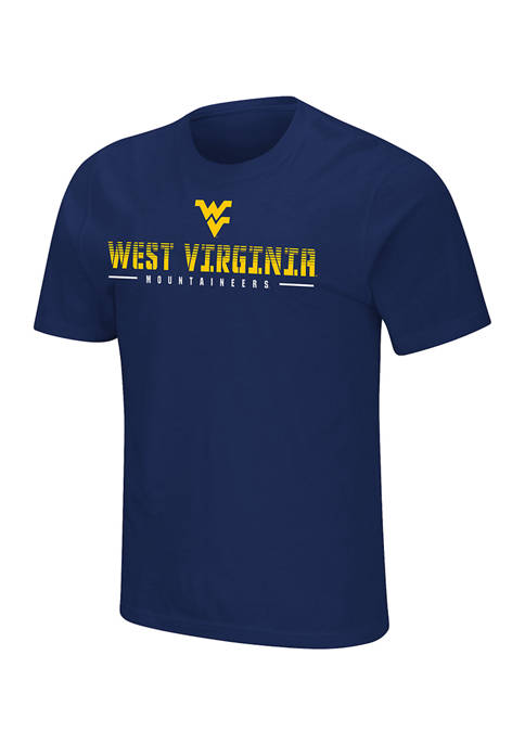 NCAA West Virginia Mountaineers Bueller Short Sleeve T-Shirt