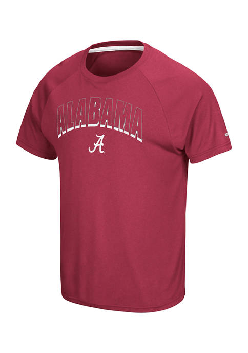 Colosseum Athletics NCAA Alabama Crimson Tide Athletic Fit