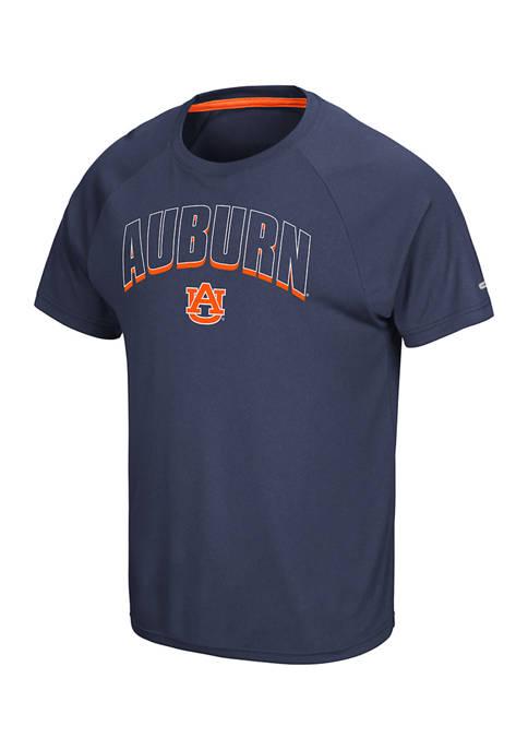 Colosseum Athletics NCAA Auburn Tigers Short Sleeve Athletic