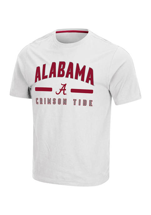 Colosseum Athletics NCAA Alabama Crimson Tide Relaxed Fit