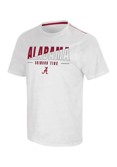 Colosseum Athletics NCAA Alabama Crimson Tide Calculations Short