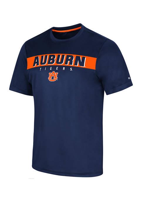 Colosseum Athletics NCAA Auburn Tigers Mosbius Short Sleeve