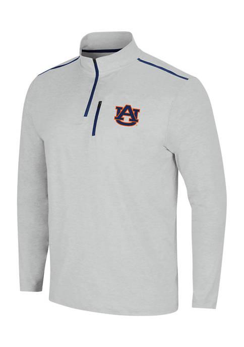 Colosseum Athletics NCAA Auburn Tigers 1/4 Zip Jacket