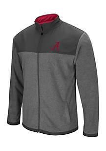 Alabama Crimson Tide High Quality Full Zip Jacket