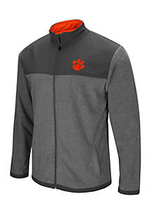 Clemson Tigers High Quality Full Zip Jacket