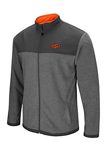 Oklahoma State Cowboys High Quality Full Zip Jacket
