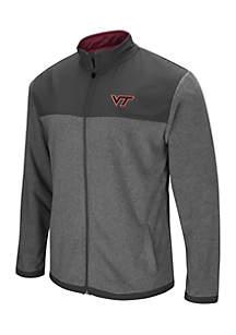 Virginia Tech Hokies High Quality Full Zip Jacket