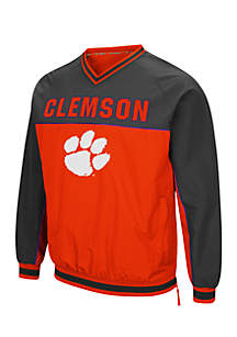 Clemson Tigers Coach Klein Windbreaker