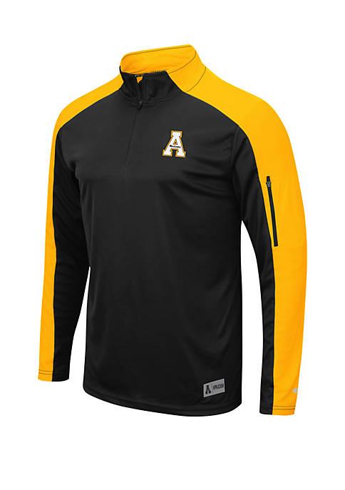 Colosseum Athletics NCAA Appalachian State Mountaineers Windshirt