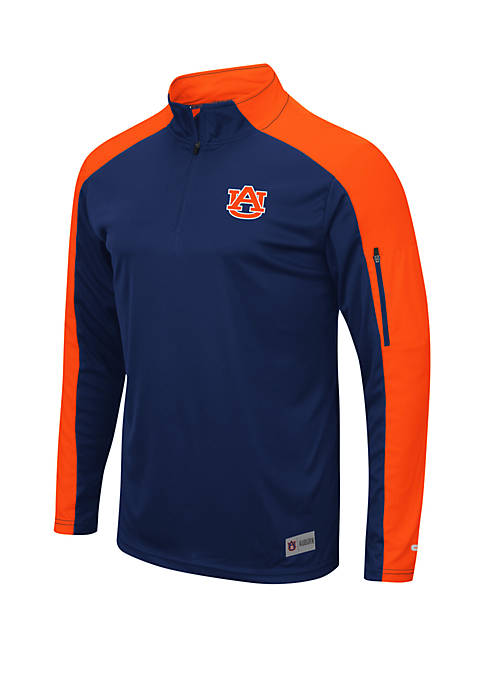 Colosseum Athletics NCAA Auburn Tigers Windshirt