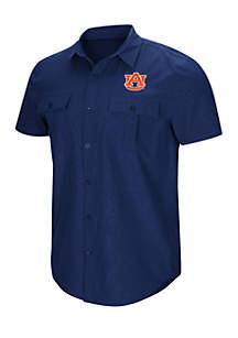 Short Sleeve Auburn Roberto Woven Shirt