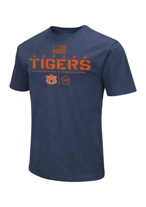 NCAA Auburn Tigers Americana Graphic T-Shirt