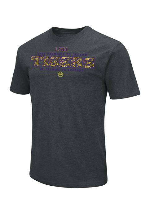 NCAA Auburn Tigers Camouflage Graphic T-Shirt
