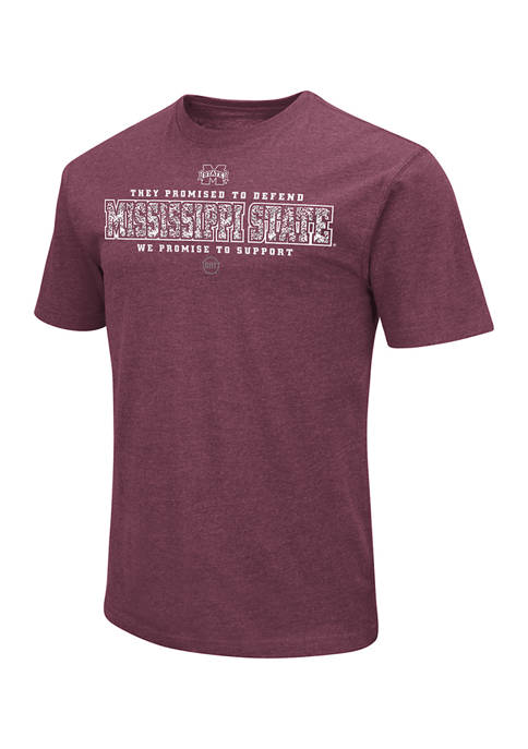 Colosseum Athletics NCAA Mississippi State Bulldogs Camouflage