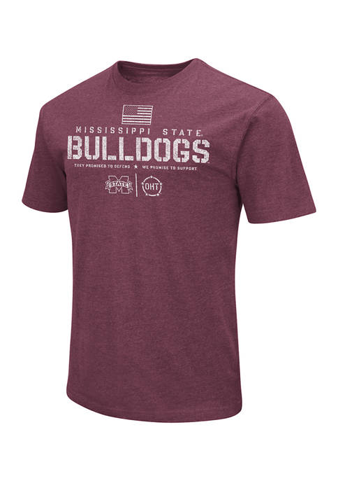 Colosseum Athletics NCAA Mississippi State Americana Graphic
