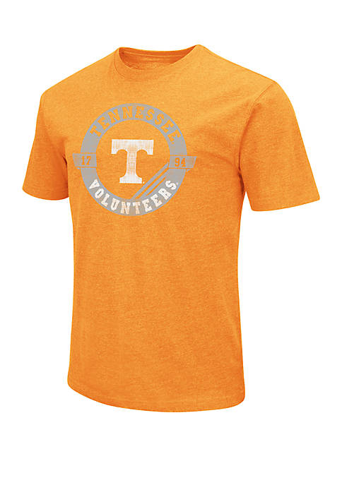 Tennessee Volunteers Dots Short Sleeve T Shirt