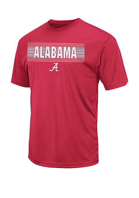 Colosseum Athletics Alabama Crimson Tide Dot T Shirt