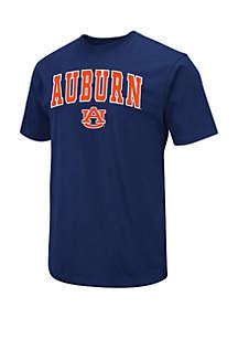 Colosseum Athletics Auburn Tigers Dots Short Sleeve T Shirt