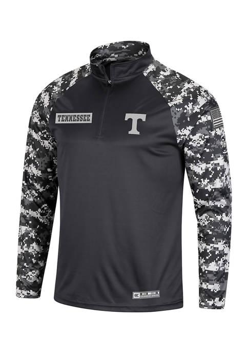Colosseum Athletics NCAA Tennessee Volunteers Quarter Zip