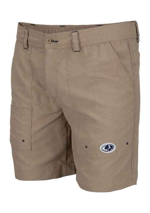 Colosseum Athletics Belted Fishing Shorts