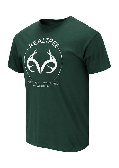 Colosseum Athletics Realtree Short Sleeve Logo T-Shirt