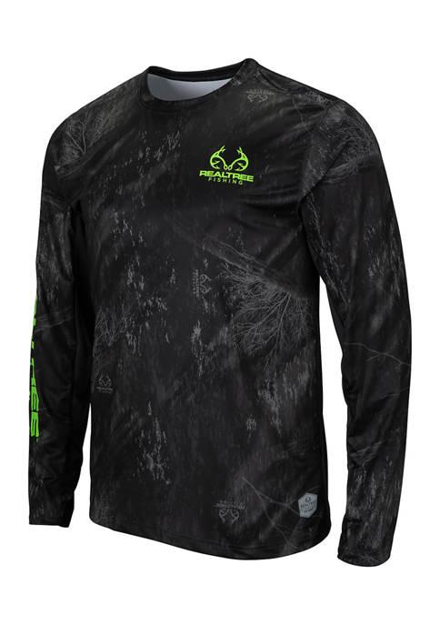REALTREE® Realtree Long Sleeve Camouflage T-Shirt