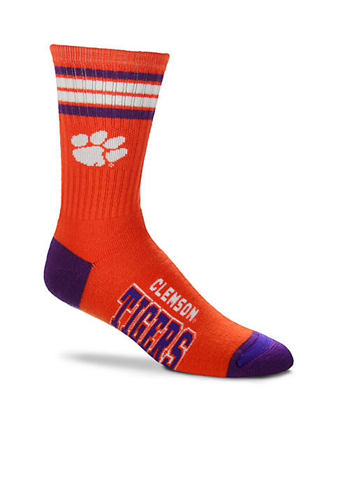 FBF Originals Clemson Tigers 4 Stripe Deuce Performance