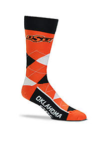 OSU Argyle Dress Sock
