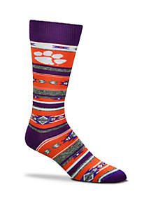 Clemson Tigers Dress Socks