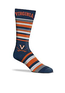 University of Virginia Cavaliers The Boss Dress Sock