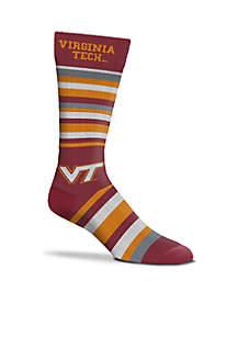 Virginia Tech Hokies The Boss Dress Socks