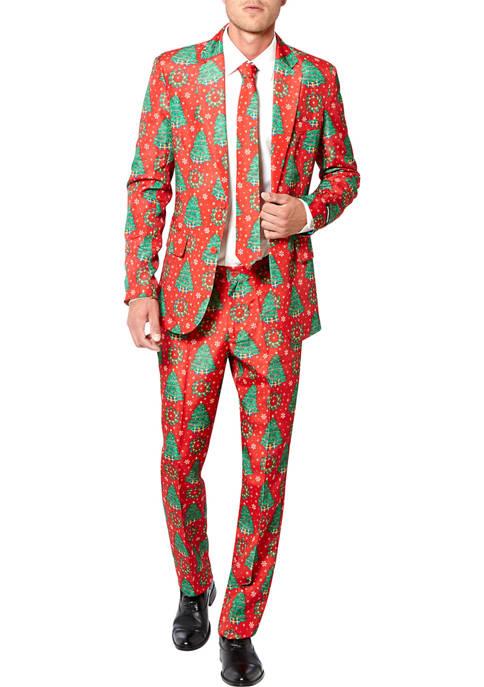 Christmas Trees Christmas Suit