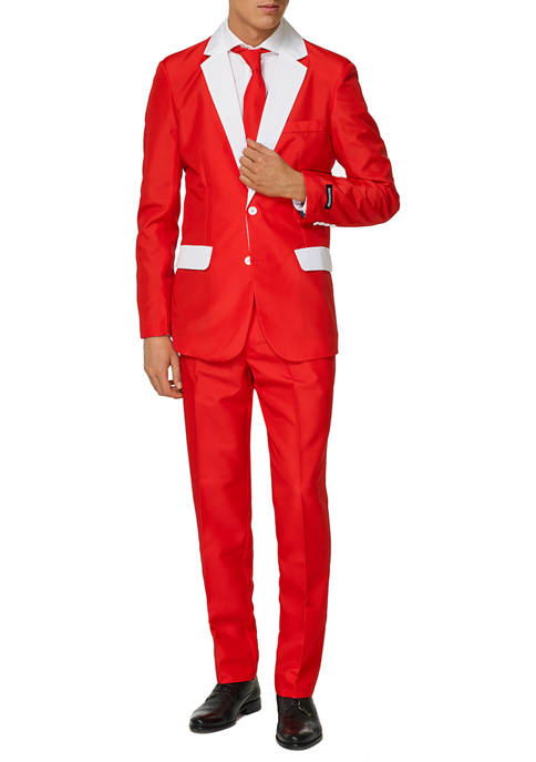 Santa Outfit Christmas Suit