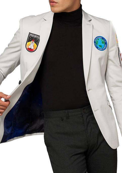 Space Gray Astronaut Blazer