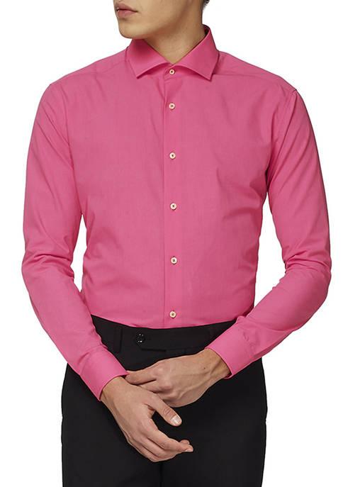 Mr. Pink Shirt