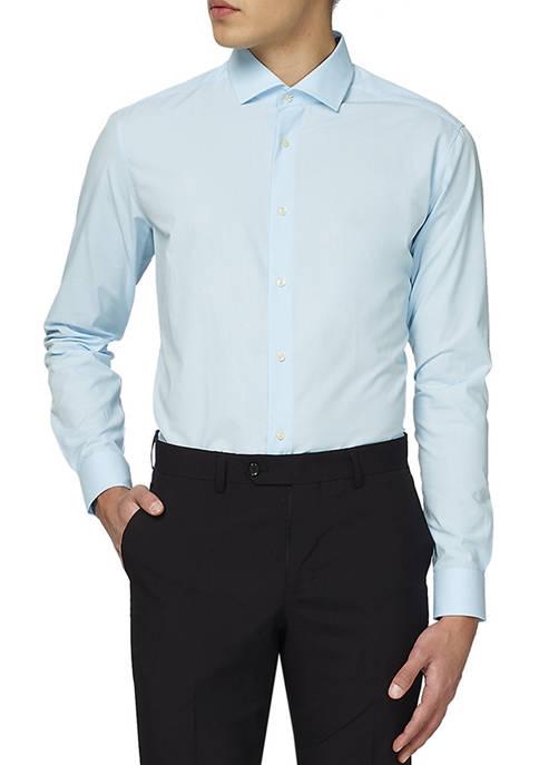 Cool Blue Shirt