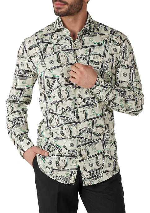 Cashanova Money Shirt