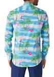 Flaminguy Flamingo Shirt